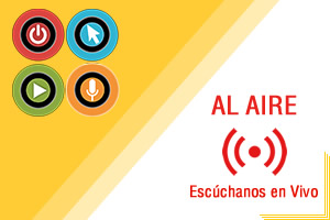 Audio en vivo Escenario Radio